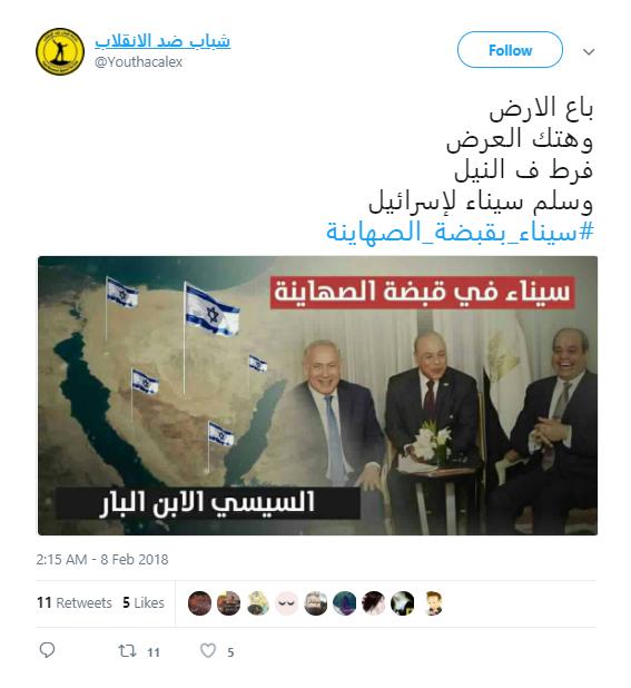 Israeli-Egyptian Security Cooperation on the Sinai Peninsula as Seen