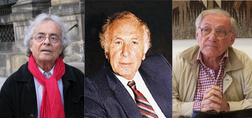 Adonis, Nizar Qabbani and Sadiq Jalal al-Azm