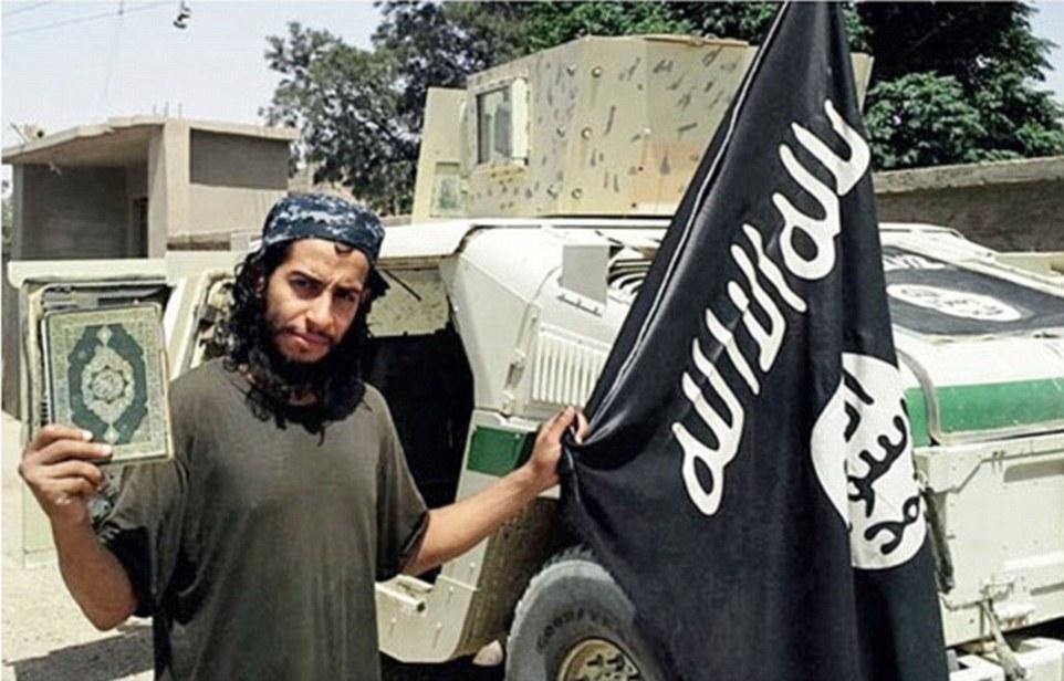 מתכנן הפיגועים בפריז, עבד אל-חמיד אבאאוד