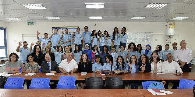 Arab students in Israel. Source: Flickr