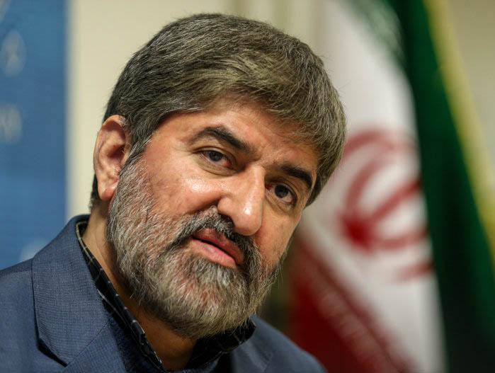 Iranian Majlis member Ali Motahari