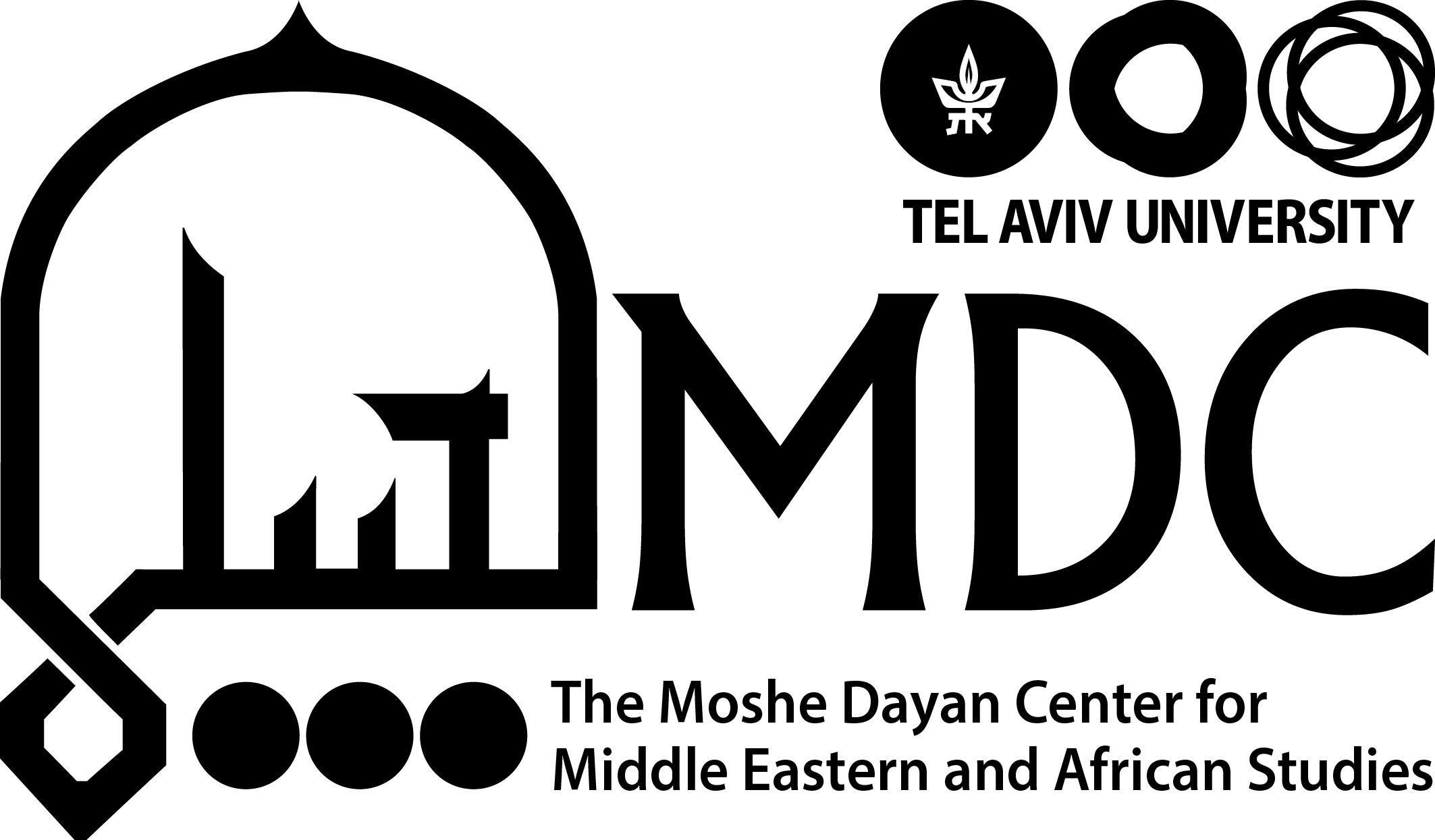Moshe Dayan Center Logo