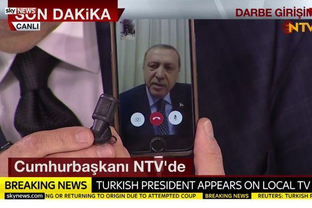President Recip Tayyep Erdogan